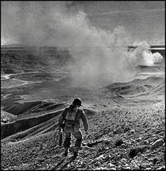 Robert Capa, 'American soldier. El Guettar, Tunisia. ', 1943