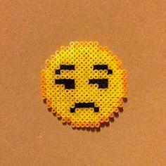Emoji hama beads by meirhama