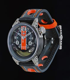 Brm-manufacture - Montres - CNT-44-Gulf