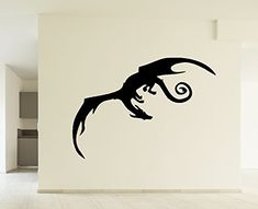 Lord of the Rings Hobbit Smaug Dragon Inspired Wall Picture Art Decal Sticker for your Home Décor Impovement Vinyl Aptitude http://www.amazon.com/dp/B00L2K8VL2/ref=cm_sw_r_pi_dp_ati7vb1WBQJXK