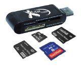 CCM?? Universal 19-in-1 USB 2.0 Flash Memory Card Reader