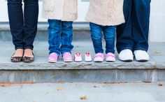 Family Feet - Maternity Photoshoot by The Little Picture Photography, Toronto & GTA