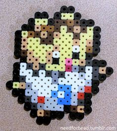 December Pokemon Challenge Day 12: FAIRY TYPE #175 Togepi Pokemon is managed by The Pokemon Company.For more Pokemon perler bead designs check out my Tumblr!