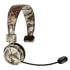 Blue Tiger Elite premium headset  Tree Camo ** To view further for this item, visit the image link. (This is an affiliate link)