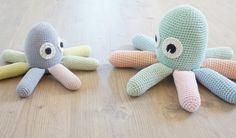 Blæksprutten Buster | Vibemai