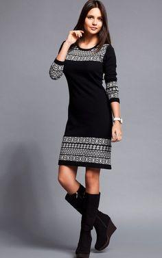 triko bayan elbise modeli | Geniş çaplı bilgi servisi