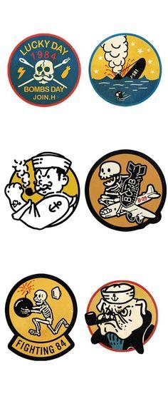 Vintage Graphic Design by jo in hyuk: