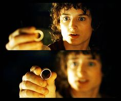 """""""Take it, Gandalf! You must take it!"""" -- it's so awful every time Frodo offers the Ring to the people he respects the most (Gandalf, Galadriel, Aragorn) and each of them say they cannot bear it without falling. What must Frodo be thinking about his own chances, then?"""