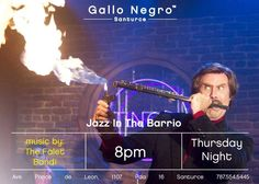 Jazz in the Barrio @ Gallo Negro, Santurce #sondeaquipr #jazzinthebarrio #gallonegro #santurce #sanjuan #thefaletband