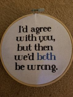 Agree With You, Stitches, Wedding, Valentines Day Weddings, Stitching, Stitch, Weddings, Marriage, Dots