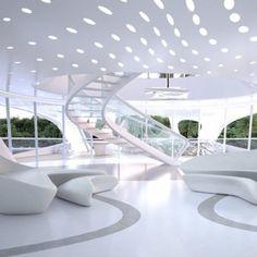Superyachten interieur  LUXURY YACHT - design and concept - CONCEPT - yacht intérieur ...