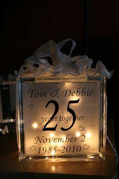 25th Wedding Anniversary Gift Ideas Uk : ... anniversary gifts, Anniversary gifts and Wedding anniversary gifts
