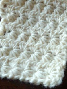 daisy stitch- written instructions and link to video.