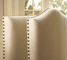 I am going to DIY one of these headboards... Not sure which yet... Straight or Curved top?