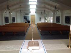Viimsi Lutheran Church, Viimsi/Tallinn, Estonia.  Viimsi kirik. Viimsin kirkko. Lutheran