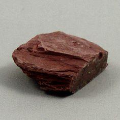 Slate Metamorphic Rock - Red $4.00