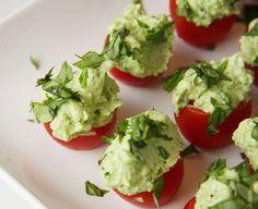 Tomato Pesto Bites by pipandebby #Tomato #Appetizer #Finger_Food