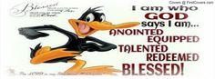 daffy duck facebook cover Facebook Profile Cover #1278452