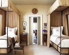 How else would you furnish this room?  Perfection!  (Side tables don't match - even MORE perfect!)