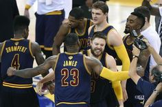 LeBron explains how the Cavaliers' 'grit squad' won Game 2
