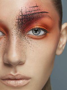 Beauty by Javier Aranoa, via Behance