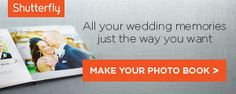 Wedding Photo Book Giveaway from Shutterfly! | Emmaline Bride®