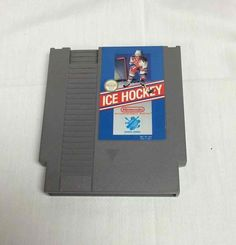 Ice Hockey 1988 Nintendo Entertainment System NES Sports Video Game Cartridge