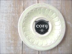 Winter COZY Sign // Beach House Decorations Xmas by SweetMeas, $22.00