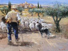 Il mondo di Mary Antony: L'impressionismo di André Deymonaz