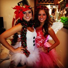 Stylish Christmas Costume Ideas For Your Holiday Party - Christmas Celebrations Tacky Christmas Party, Christmas Costumes, Christmas Birthday, Diy Christmas Gifts, Christmas Holidays, Christmas Clothes, Christmas 2017, White Christmas, Halloween Costumes
