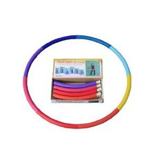 Weighted Sports Hula Hoop: Power work out! #Hula_Hoop #Fitness