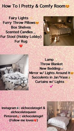 Teen Girl Bedrooms post ref 8643436581 - A sweet and exciting resource on teen girl room information. Cute Room Ideas, Cute Room Decor, Room Decor Bedroom, Bedroom Inspo, Room Cleaning Tips, Clean Bedroom, Teen Girl Bedrooms, Tiny Bedrooms, Room Decor Teenage Girl