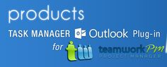 Check out Task Manager Outlook Add-In for TeamworkPM which is an online software application that helps employees organize and reduce unnecessary meetings. ‪#TaskManagerOutlookAddIn  #TeamworkPM  #OutlookAddIn  http://www.agiline.com/TaskManagerOutlookAddin.aspx