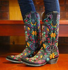 Rivertrail Mercantile - Old Gringo Klak Boots L1300-1, $650.00 (http://www.rivertrailmercantile.com/old-gringo-klak-boots-l1300-1/)