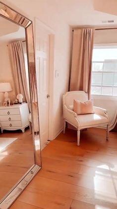 Room Ideas Bedroom, Home Decor Bedroom, Home Living Room, Bedroom Furniture, Glam Bedroom, Home Room Design, Dream Home Design, Master Bedroom Design, Home Interior Design