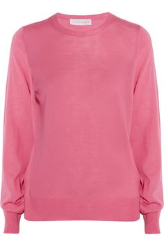 VICTORIA BECKHAM Wool Sweater. #victoriabeckham #cloth #sweater