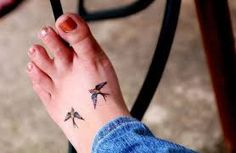 Image result for small bird tattoos
