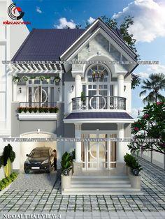 Thiet ke biet thu | thiết kế biệt thự đẹp nhất sài gòn: Mẫu thiết kế nhà phố đẹp bạn chưa từng biết tại Ki...
