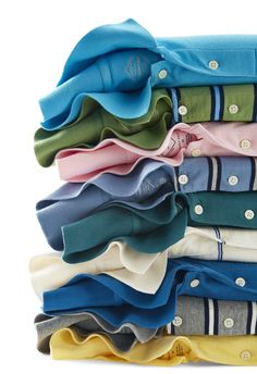 These polos will give you the classic look you love in enough color choices to keep you going year-round.