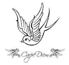 Sparrow tattoos Ideas: Sparrow Tattoos Symbolism