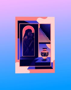 Julien Brogard — Nuit-blanche-Passing-through-the-night