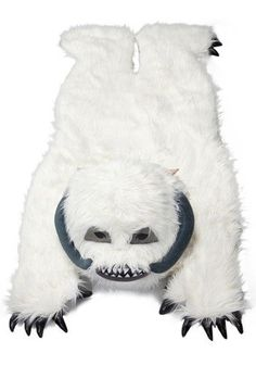 Sacrifice a wampa. | 21 Things You Need For The Perfect Star Wars Nursery