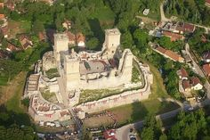 Castle of Diósgyőr, Hungary.