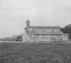 Foto storiche di Roma - Chiesa Santi Nereo e Achilleo Anno: 1910 ca.