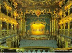 Margravial Opera House -- Bayreuth, Germany