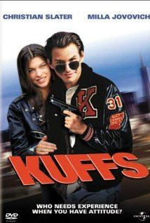 Young Milla Jovovich and Christian Slater 1992 awesome movie