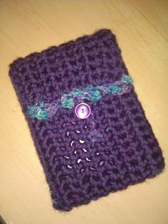 Crocheting: Kindle Fire Cover