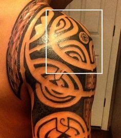 Polynesian Tattoo Meanings - Ocean - Photo Sample 2