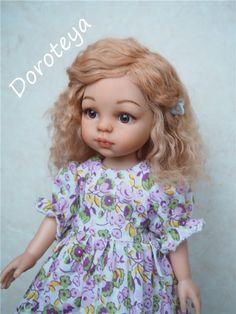 ООАК куклы Паола Рейна (Paola Reina) 32см нюд / Авторские куклы (ООАК) / Шопик. Продать купить куклу / Бэйбики. Куклы фото. Одежда для кукол