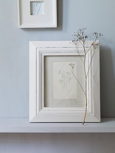 Large Rectangular Light Gesso Frame  £30.00  http://www.coxandcox.co.uk/decorative-home/frames/large-rectangular-light-gesso-frame